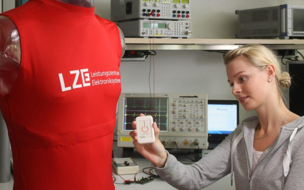 LZE - Low-Power Elektronik für Sport- und fitnessanwendungen Thumbnail