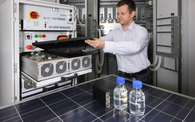 LZE - DC-Backbone mit Strom-Gas-Kopplung - Thumbnail