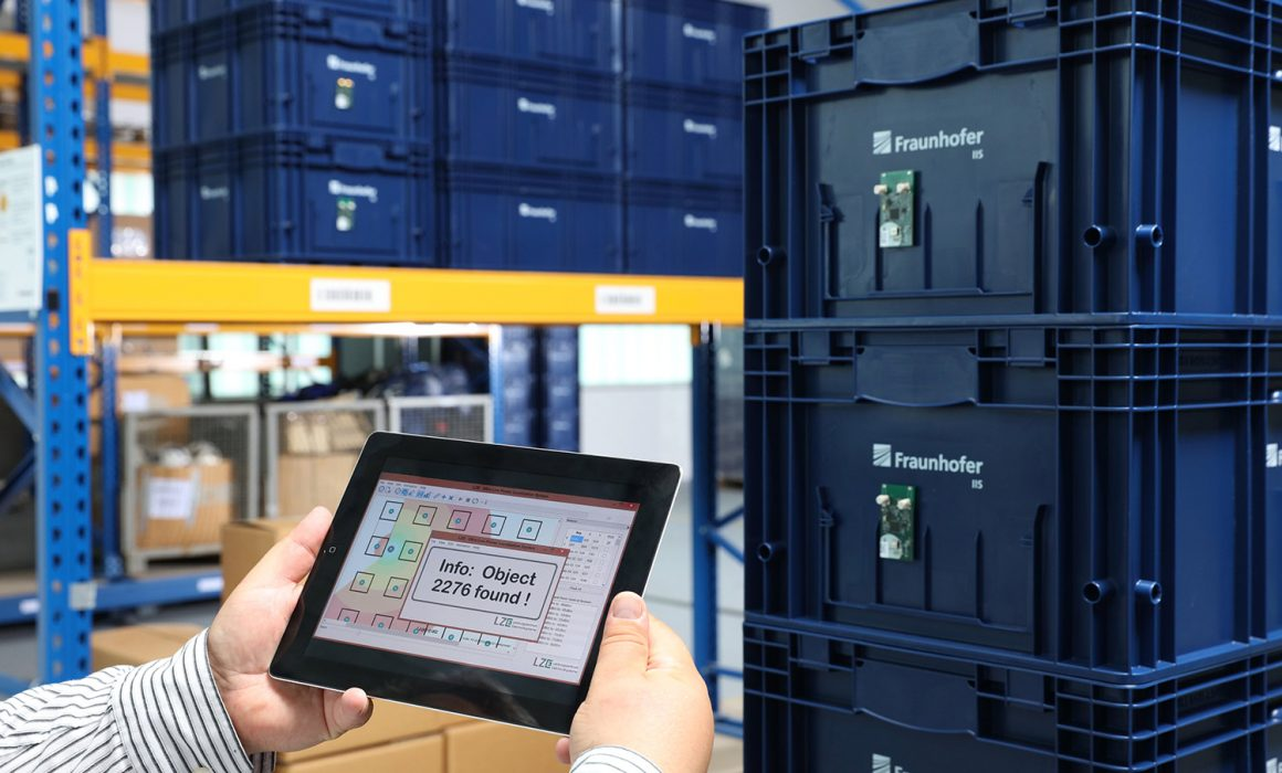 LZE-Energy-independent asset tracking system for logistics applications-Leistungszentrum-Elektroniksysteme-LZE-Fraunhofer